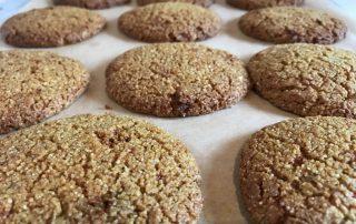 Tumeric Biscuits